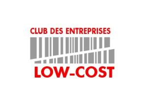 Le logo du Club des Entreprises Low Cost