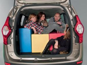 Le Dacia Lodgy véhicule familial low cost vendu 9900 euros !