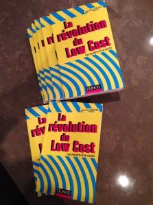 La révolution du low cost, livre de JP Tréguer chez Dunod